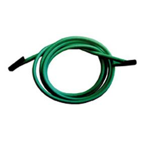 Lafuma Mobilier Rubberen snoer met eindkappen campingmeubel accessoire voor RSX groen